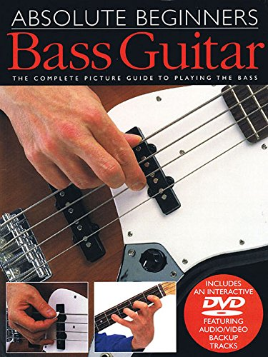 Absolute Beginners - Bass Guitar: Book/DVD Pack