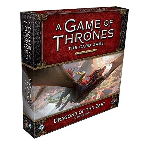 Fantasy Flight Games Game of Thrones LCG 2ND Ed: Dragons of The East Del (FFGGT53)