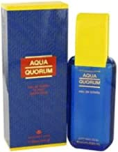 AQUA QUORUM by Antonio Puig Eau De Toilette Spray 3.4 oz / 100 ml (Men)