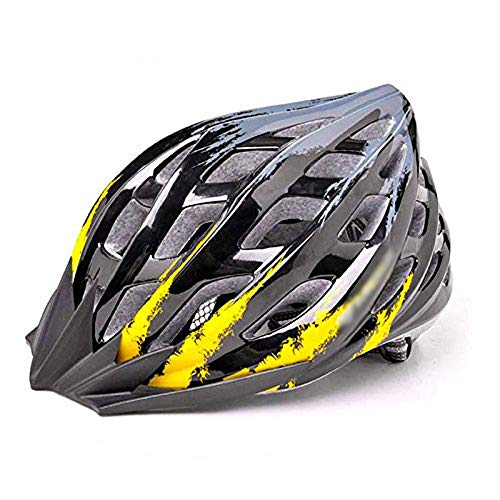 Peso ultraligero: casco de bicicleta profesional, casco deportivo ajustable Cascos de bicicleta...