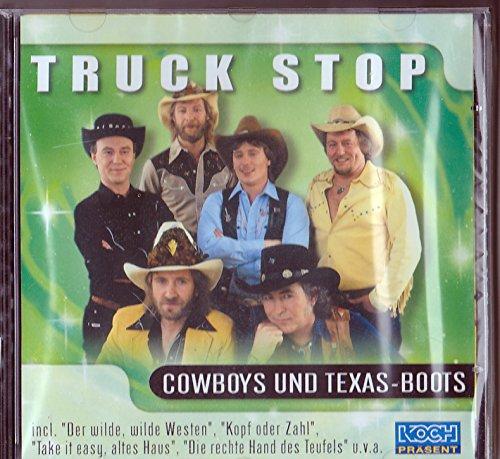 Cowboys und Texas-Boots