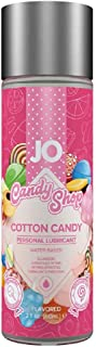 Jo H20 Flavored Candy Shop Water Based Lubricant - Cotton Candy - 2oz