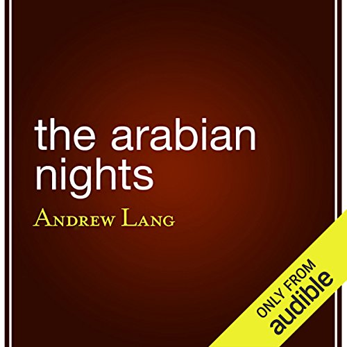 The Arabian Nights cover art