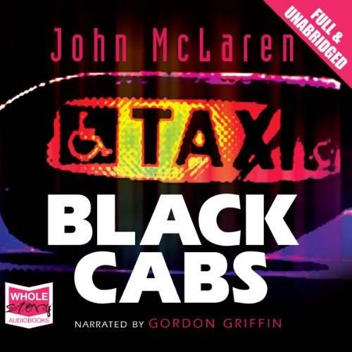Black Cabs audiobook cover art