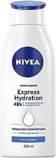 Nivea Body Milk Body Cream Express Hydration