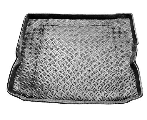 Protector Maletero PVC Compatible con Opel Zafira B (2005-2014) + Regalo | Alfombrilla Maletero Coche Accesorios | Ideal para Perro Mascotas