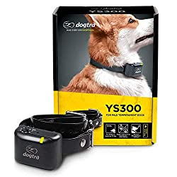 Dogtra YS300- The Best Anti Bark Collars for Dogs