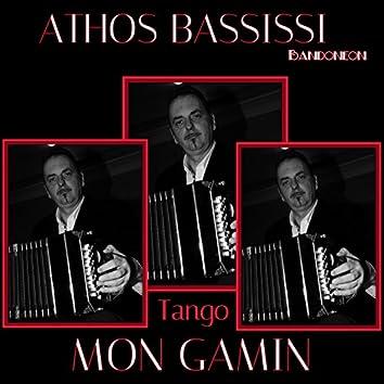 Mon gamin (Tango) [Bandonèon]