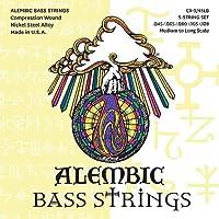 Alembic CX-3/45LB アレンビック純正ベース弦 5弦用(ミディアム、ロングスケール対応)