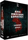 Arts martiaux coréens : Taekwondo & Hapkido [Alemania] [DVD]