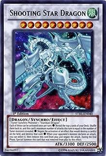 Yu-Gi-Oh! - Shooting Star Dragon (STBL-EN040) - Starstrike Blast - 1st Edition - Ultra Rare