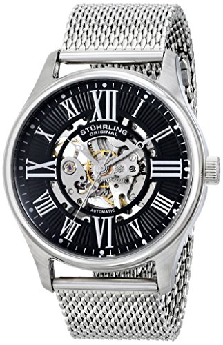 Stuhrling Original Men's 747M.02'Classic Atrium Elite' Automatic...