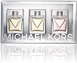 Michael Kors Collection 3 Piece Women Eau De Parfum Coffret Gift Set: Michael Kors / Michael Kors Gold / Michael Kors Gold Rose Edition