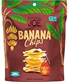 "BBQ Flavored Chips , Gluten-Free Healthy Snacks for Adults & Kids – Vegan & Paleo Approved – A ""Potato Chip"" That's Good For You (Made From 100% Real Banana) (Hickory BBQ, 1)"
