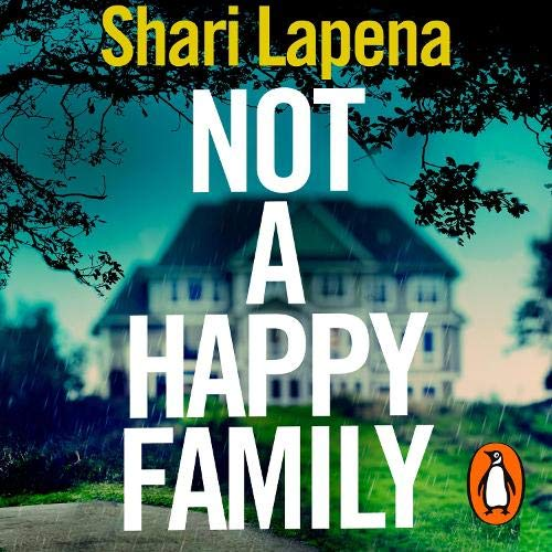 Not a Happy Family cover art