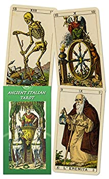 Best italian tarot cards Reviews