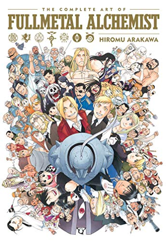 The Complete Art of Fullmetal Alchemist