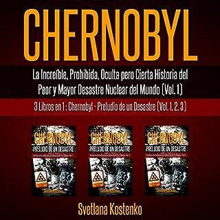 Chernobyl, Vol.1 (Spanish Edition) cover art
