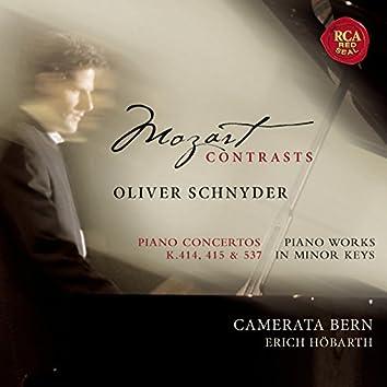 Mozart: Piano Concertos 12, 13, 26 + Works For Solo Piano In Minor Keys