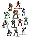 MINIFIGURES Halo Nano Metalfigs Wave 1 Die-Cast Mini-Figure Set