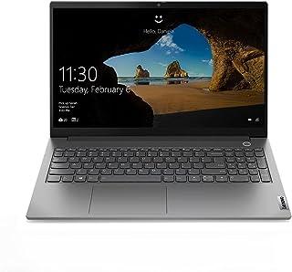 Lenovo ThinkBook 15 G2 Laptop - 11th Intel Core i5-1135G7, 8GB RAM, 1TB HDD, Intel Iris Xe Graphics, 15.6 Inch FHD (1920x1...