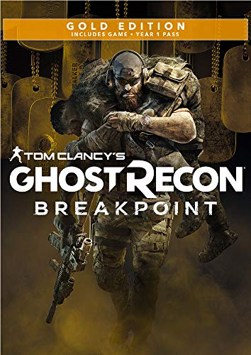 Ghost Recon Breakpoint Gold - Uncut | PC Code - Ubisoft Connect