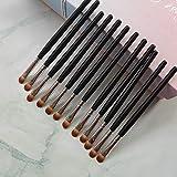 Nuevo Cepillo de Maquillaje multifunción 12 PCS Sombra de Ojos Mixta Profesional Cepillo de Cejas Maquillaje Conjunto de Belleza