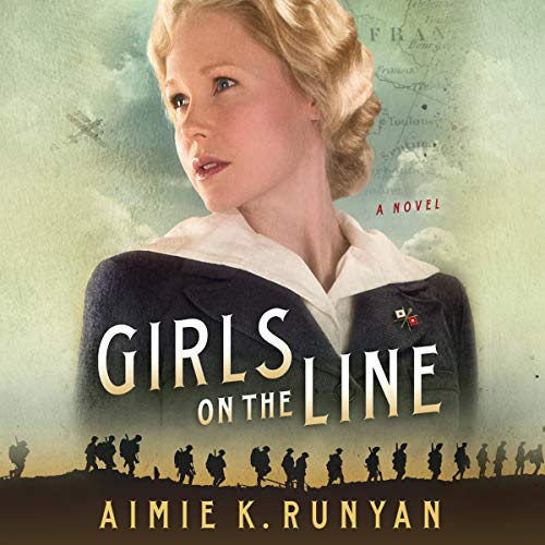 Girls on the Line audiobook cover art