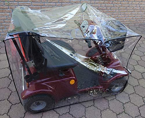 Staubhülle Regenplane Schutzhülle für Senioren Mobile/Rollstuhl Rollstühle 18899