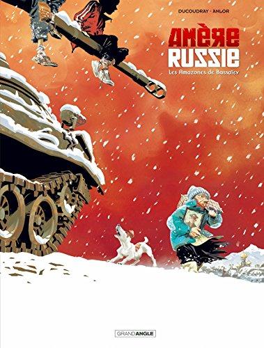 Amère russie - volume 1 - Les amazones de Bassaiev (BAMB.GD.ANGLE)