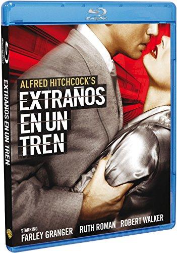 Extraños En Un Tren Blu-Ray [Blu-ray]
