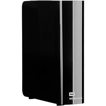 Western Digital 8 TB Elements Desktop externe Festplatte USB3.0 -WDBWLG0080HBK-EESN