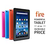 Fire Tablet with Alexa, 7' Display, 8 GB, Black - with Special Offers...