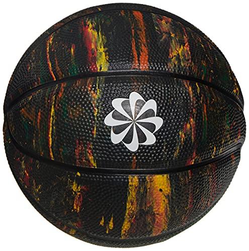 Nike Ricled Rubber Dominate 8P Ball N1002477973 - Pallone da basket unisex N1002477973_5, multicolore