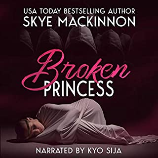 Broken Princess: Trapped in a Cult     Defiance, Book 2              By:                                                                                                                                 Skye MacKinnon                               Narrated by:                                                                                                                                 Kyo Sija                      Length: 4 hrs and 51 mins     10 ratings     Overall 4.3