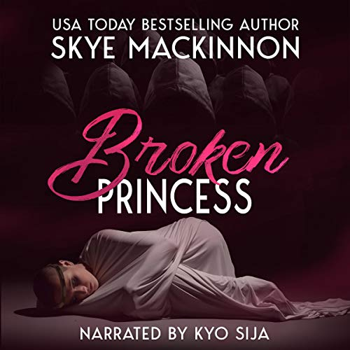 Broken Princess: Trapped in a Cult audiobook cover art
