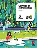 Ciencias de la naturaleza. 5 Primaria. Más Savia. Canarias