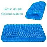 Best Gel Cushions - Gel Office Chair Cushion, Seat Cushion Breathable Design Review