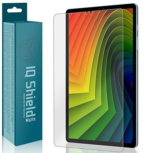 IQShield Matte Screen Protector Compatible with Samsung Galaxy Tab S6 10.5 inch (SM-T860, SM-T865) Anti-Glare Anti-Bubble Film