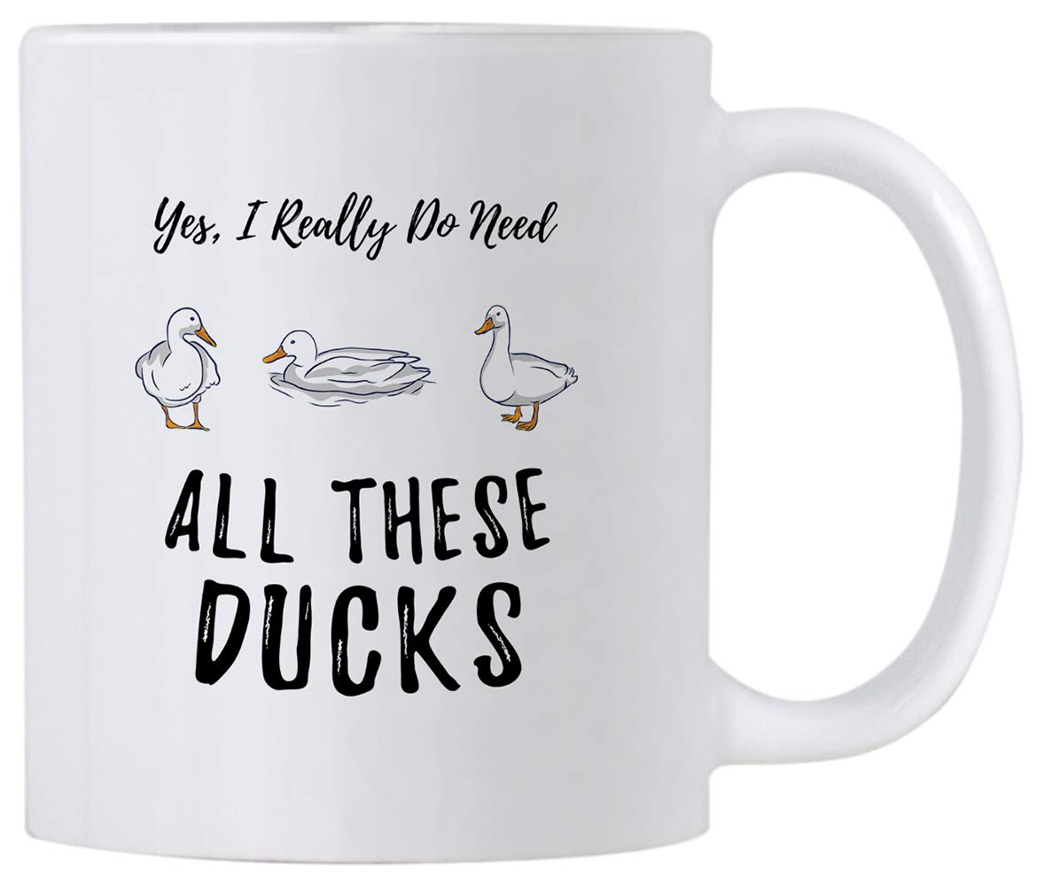 Funny Duck 40% OFF Cheap Sale Coffee Mugs. Yes Spasm price I Really All 11 Ducks. Do Need These