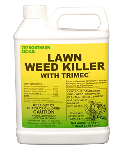 Southern Ag 13503 Lawn Weed Killer with TRIMEC 32oz Herbicide,...