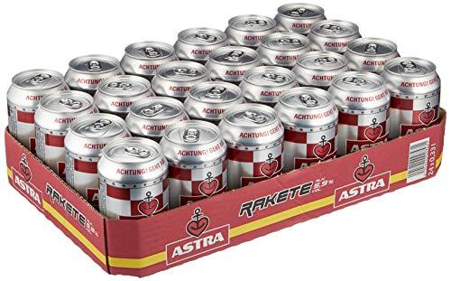 Astra Rakete Biermischgetränk, Dose Einweg (24 x 0.33 l)