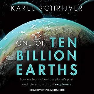 One of Ten Billion Earths cover art