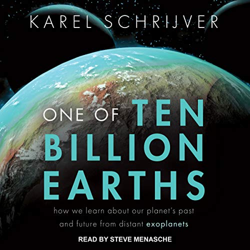 One of Ten Billion Earths audiobook cover art