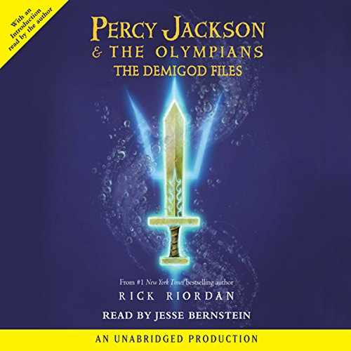 Percy Jackson & the Olympians cover art