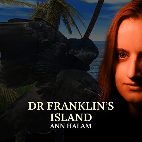Dr Franklin's Island audiobook cover art