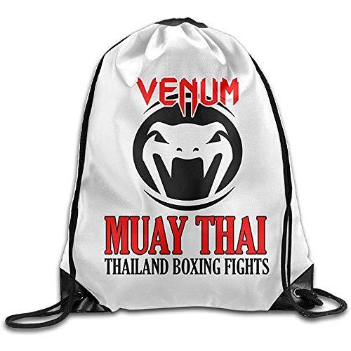 Lässige Cinch Pack Venum Muay Thai Logo...