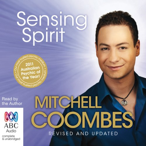 Sensing Spirit cover art