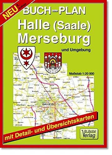 Doktor Barthel Buchplan, Halle (Saale) und Saalkreis