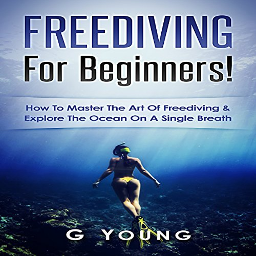 Freediving for Beginners cover art